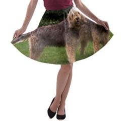 2 Otterhounds Full A Line Skater Skirt