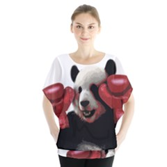 Boxing Panda  Blouse