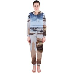 Landscape Hooded Jumpsuit (ladies)