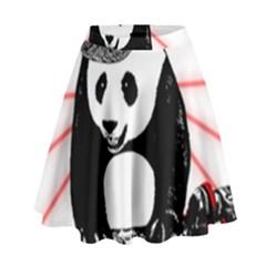 Deejay Panda High Waist Skirt