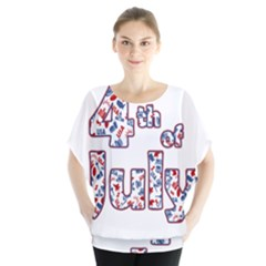 4th Of July Independence Day Blouse
