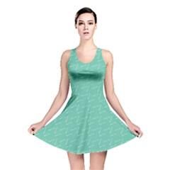 Floral C2 170429 Reversible Skater Dress