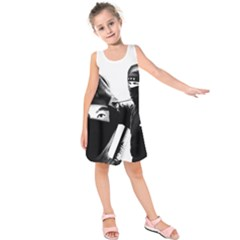 Ninja Kids  Sleeveless Dress