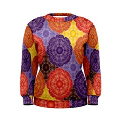 Geometric Pattern 59 V3 C2 170412 Women s Sweatshirt