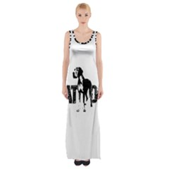 Great Dane Maxi Thigh Split Dress