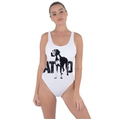Great Dane Bring Sexy Back Swimsuit