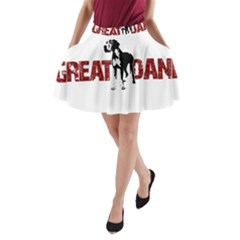 Great Dane A Line Pocket Skirt