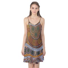 Aboriginal Traditional Pattern Camis Nightgown