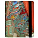 Traditional Korean Painted Paterns Apple iPad Mini Flip Case View2