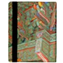 Traditional Korean Painted Paterns Apple iPad Mini Flip Case View3
