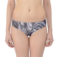 Chinese Dragon Tattoo Hipster Bikini Bottoms