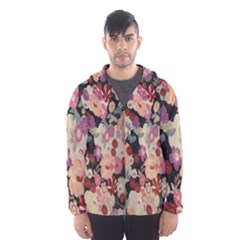 Japanese Ethnic Pattern Hooded Wind Breaker (men)