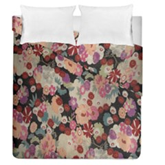 Japanese Ethnic Pattern Duvet Cover Double Side (queen Size)