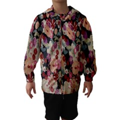 Japanese Ethnic Pattern Hooded Wind Breaker (kids)