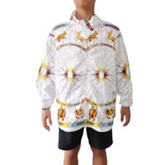 Zodiac  Institute Of Vedic Astrology Wind Breaker (kids)
