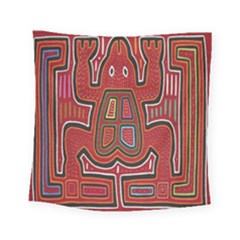 Frog Pattern Square Tapestry (small)