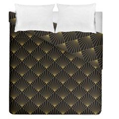 Abstract Stripes Pattern Duvet Cover Double Side (queen Size)