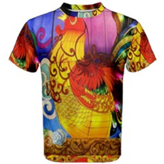 Chinese Zodiac Signs Men s Cotton Tee