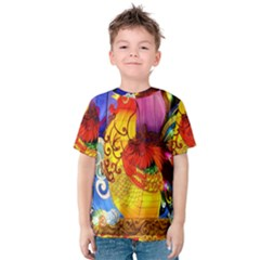 Chinese Zodiac Signs Kids  Cotton Tee