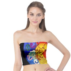 Chinese Zodiac Signs Tube Top