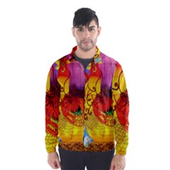 Chinese Zodiac Signs Wind Breaker (men)