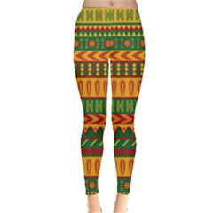Mexican Pattern Leggings