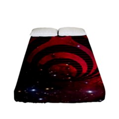 Bassnectar Galaxy Nebula Fitted Sheet (full/ Double Size)