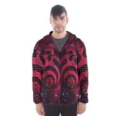 Bassnectar Galaxy Nebula Hooded Wind Breaker (men)