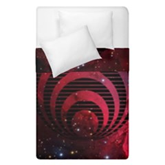 Bassnectar Galaxy Nebula Duvet Cover Double Side (single Size)