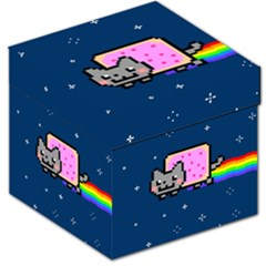Nyan Cat Storage Stool 12