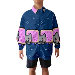 Nyan Cat Wind Breaker (kids)