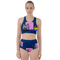 Nyan Cat Bikini Swimsuit Spa Swimsuit