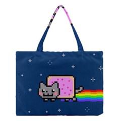 Nyan Cat Medium Tote Bag