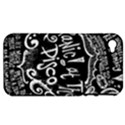 Panic ! At The Disco Lyric Quotes Apple iPhone 4/4S Hardshell Case (PC+Silicone) View1