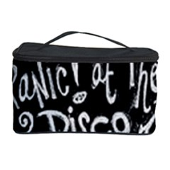 Panic ! At The Disco Lyric Quotes Cosmetic Storage Case