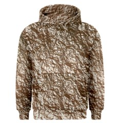 Crumpled Foil 17a Men s Pullover Hoodie