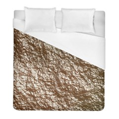 Crumpled Foil 17a Duvet Cover (full/ Double Size)
