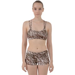 Crumpled Foil 17a Women s Sports Set