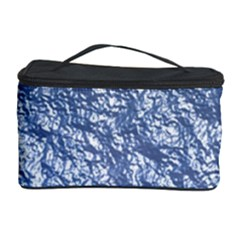 Crumpled Foil 17d Cosmetic Storage Case
