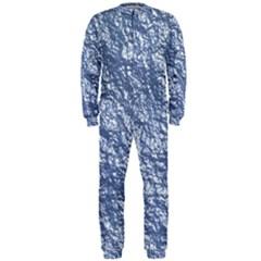Crumpled Foil 17d Onepiece Jumpsuit (men)