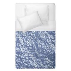 Crumpled Foil 17d Duvet Cover (single Size)