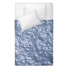 Crumpled Foil 17d Duvet Cover Double Side (single Size)