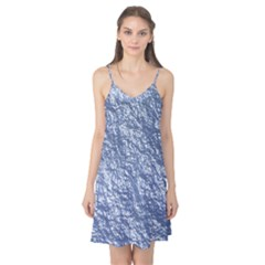 Crumpled Foil 17d Camis Nightgown