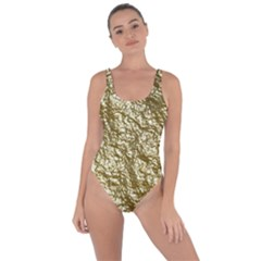 Crumpled Foil 17c Bring Sexy Back Swimsuit