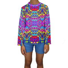 Donovan Kids  Long Sleeve Swimwear