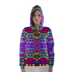 Donovan Hooded Wind Breaker (women)