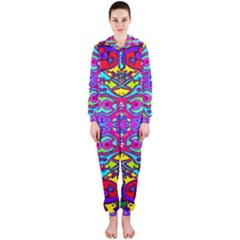 Donovan Hooded Jumpsuit (ladies)