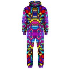 Donovan Hooded Jumpsuit (men)