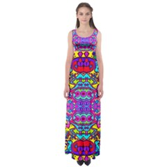 Donovan Empire Waist Maxi Dress