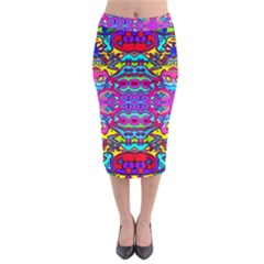 Donovan Midi Pencil Skirt